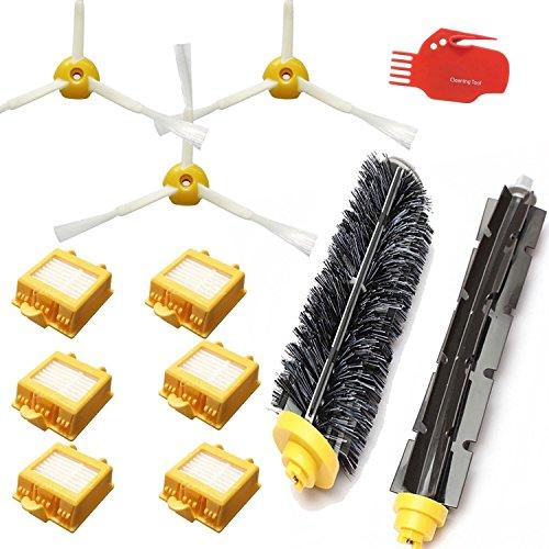 Techypro® iRobot Kit di ricambi sostituzione per Roomba 700 760 770 780 790 serie