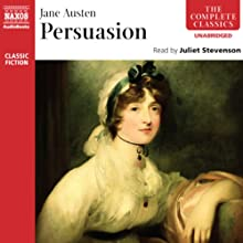 Persuasion Audiobook by Jane Austen Narrated by Juliet Stevenson