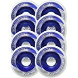 HYPER Inline Skate Wheels 68mm 76a UNITY SHIFT ROLLER HOCKEY X8 Blue
