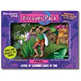 Discovery Post Fairy Discover Pack, John ~ Discovery Post