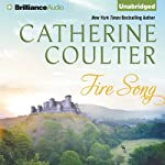 Fire Song: Medieval Song, Book 2 (       UNABRIDGED) by Catherine Coulter Narrated by Anne Flosnik