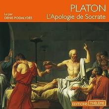L'Apologie de Socrate | Livre audio Auteur(s) :  Platon Narrateur(s) : Denis Podalydès