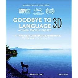 Goodbye to Language [Blu-ray]