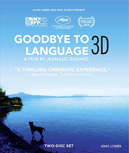 Goodbye to Language (2-Disc with 3D Blu-ray and 2D Blu-ray)
