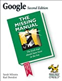 Google: The Missing Manual (0596006136) by Rael Dornfest
