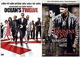 echange, troc Ocean's Twelve / Training Day - Bipack 2 DVD