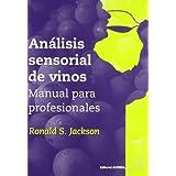 Analisis sensorial de vinos manual para profesionales
