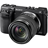 Sony NEX-7 24.3 MP Compact Interchangeable Lens Camera with 18-55mm Lens