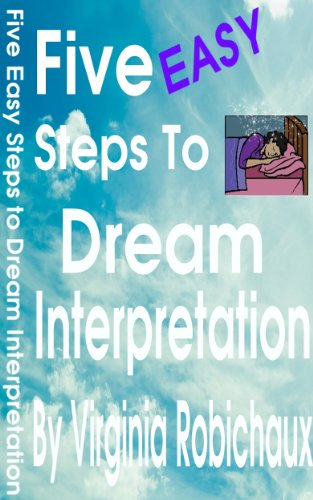Five EASY Steps to Dream Interpretation