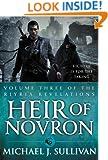 Heir of Novron (Riyria Revelations box set Book 3)