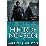 Heir of Novron (Riyria Revelations) ~ Michael J. Sullivan