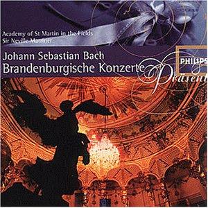 Präsent - Bach (Brandenburgische Konzerte)
