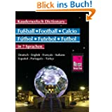Reise Know-How Fussball-Wörterbuch in 7 Sprachen: Kauderwelsch Band 203
