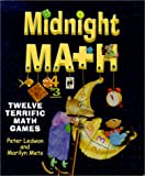 img - for Midnight Math: Twelve Terrific Math Games book / textbook / text book