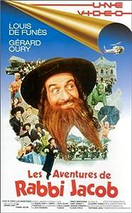 Les Aventures de Rabbi Jacob [VHS]