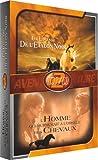 echange, troc La Légende de l'étalon noir / L'homme qui murmurait à l'oreille des chevaux - Bipack 2 DVD