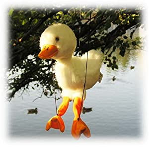 White Duckling Duck Marionette from Sunny & Co. Toys, INC