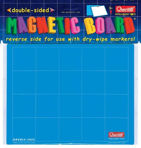 Quercetti Kids Magnetic Board