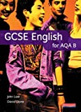 img - for GCSE English for AQA B by Mr David Stone (2002-09-16) book / textbook / text book