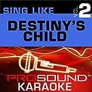 SIng Destiny's Child v.2 (Karaoke Performance Tracks)