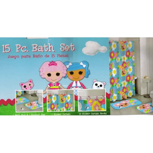 Amazing Bathroom Shower Curtain and Rug Sets 500 x 500 · 38 kB · jpeg