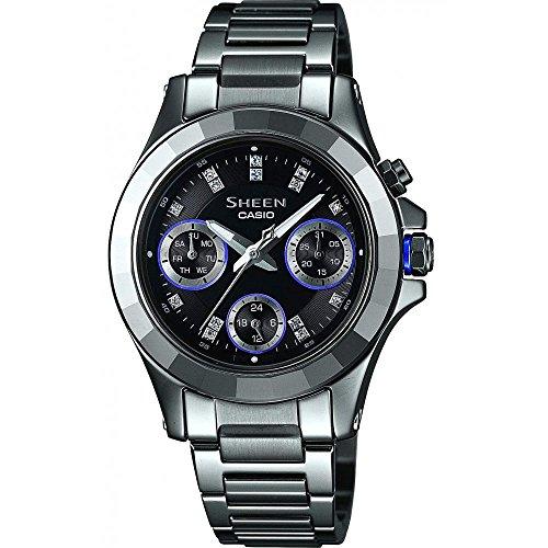 Casio SHE-3503BD-1AER Reloj de Mujer