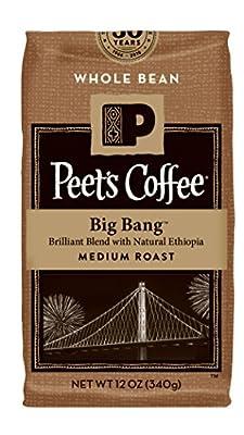Peet's Coffee House Blend, Whole Bean Coffee, 12-Ounce Bag