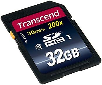 Transcend TS32GSDHC10 32GB SDHC Card