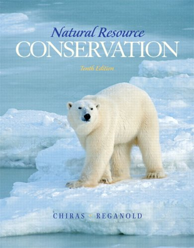 Natural Resource Conservation: Management for a Sustainable Future (10th Edition)