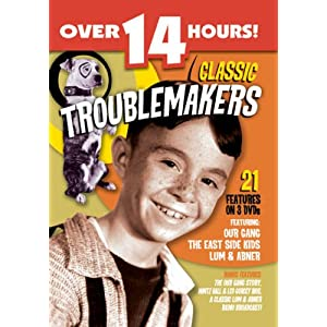 Classic Troublemakers - 21 Features on 3 DVDs movie