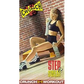 Crunch: Step & Sweat