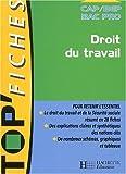 echange, troc Lucette Poletti - Droit du travail CAP/BEP/Bac pro
