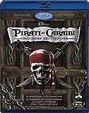 PIRATI DEI CARAIBI - LA QUADRILOGIA - 4 Blu-Ray