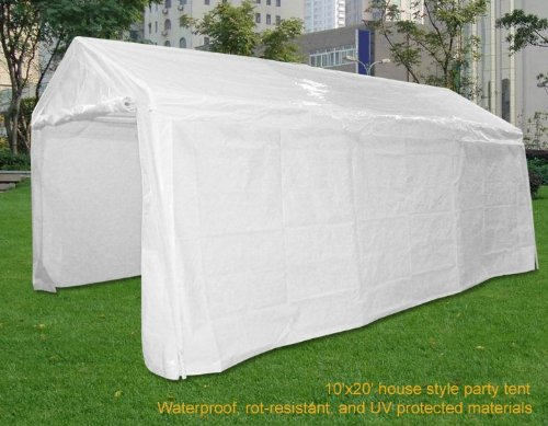 Quictent Portable Carport Sun Shelter Canopy for Hiking 10'x20'