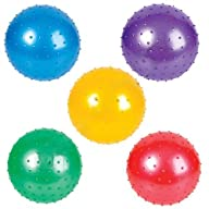 Knobby Balls – 8″ Inch Size Party Kno…