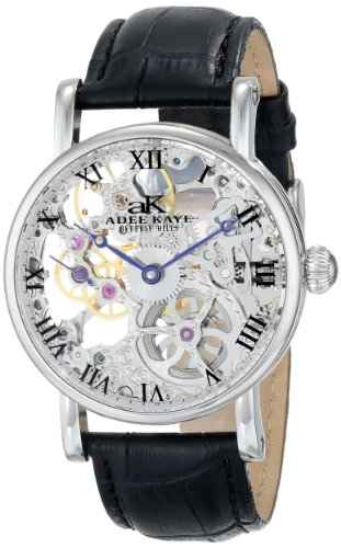 Adee Kaye Mechanical Skeleton Watch AK4005-M