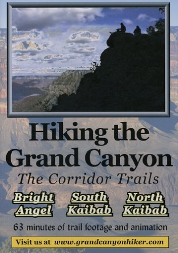 Hiking the Grand Canyon - The Corridor Trails