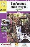 echange, troc FFRandonnée - Les Vosges méridionales... à pied