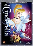 Cinderella (Two-Disc Diamond Edition Blu-ray/DVD Combo in DVD Packaging)