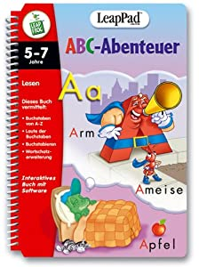 LeapFrog 41230200 - LeapPad-Bibliothek: ABC-Abenteuer