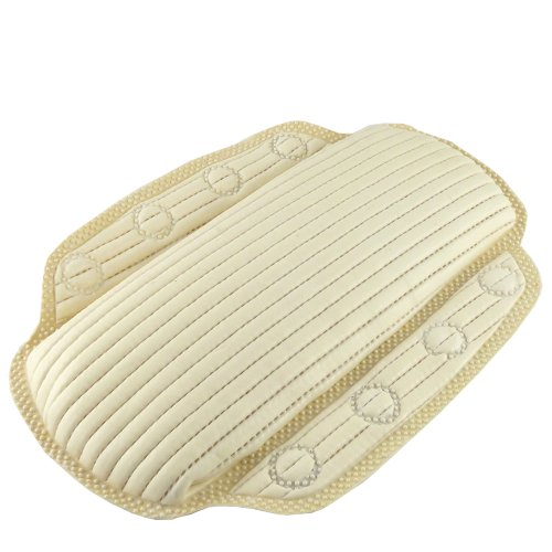 Anti-Bacterial Synthetic Memory Foam Bath Pillow