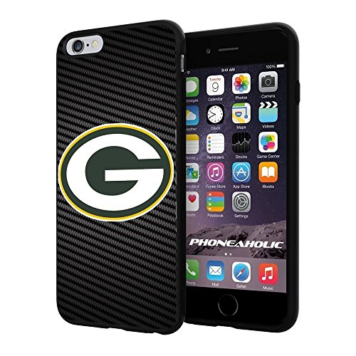 """GoldenMusic DIY Custom Green Bay Packer Personalized Samsung Galaxy & Iphone Case For Iphone 6/6s plus (5.5"""") -Design your own picture"""