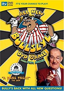 All New Bullseye Game [Interactive DVD]