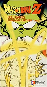 Dbz:Cell Games-Guardian