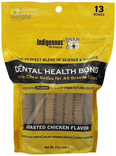 Indigenous Dental Health Bones, Roasted Chicken