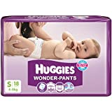 Huggies Wonder Pants Small Diapers (18 Count)