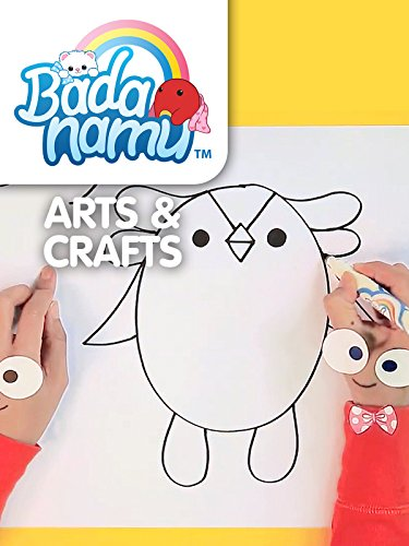 Badanamu Arts & Crafts EP5: Let's Draw Curly