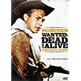 Wanted Dead or Alive: The Complete Series [Import]by Steve McQueen