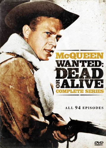 Wanted Dead or Alive - The Complete Series