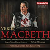 Verdi: Macbeth (Engl.)
